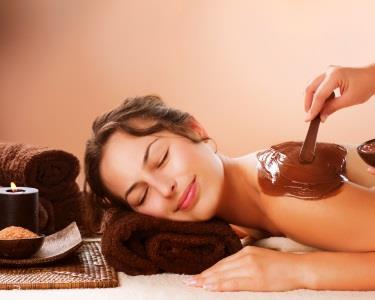 Chocoterapia| Massagem + Esfoliação + Envolvimento no Holmes Place Spa