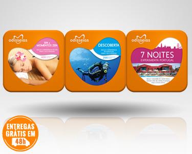 3 Presentes: SPA + Aventura + 7 Noites