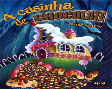 Teatro Familiar «A Casinha de Chocolate» | Doçuras e Fantasias