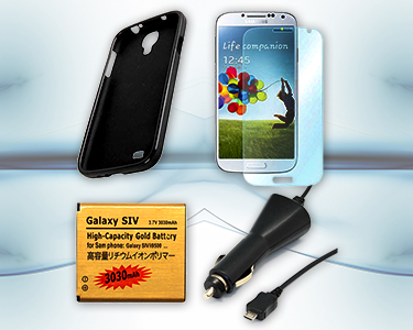 Pack Essencial Samsung Galaxy S4