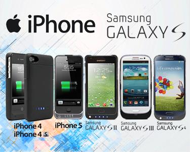 Capa Bateria para Smartphone | Escolha o modelo