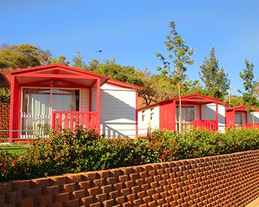 Bungalow ou Apartamento - 1 Noite num dos 19 Parques Orbitur