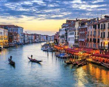 Veneza 4* In Love - 3 Dias com Voo - Partidas Lisboa