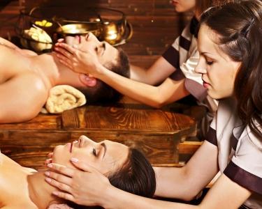 Ritual Love Sensation | Esfoliação + Massagem com Sabor a Mel + Chá