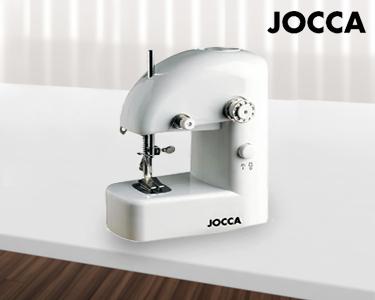 Máquina de Costura JOCCA | Leve & Portátil