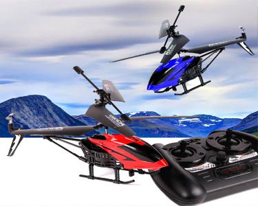 Helicóptero Telecomandado | 360º