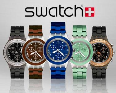 Relógios Swatch® | Escolha o seu Modelo Favorito