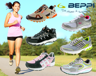 Calçado Desportivo Beppi® - Adulto | Stock Off
