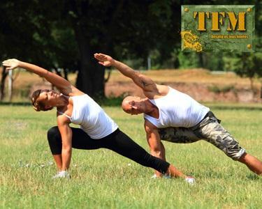 TFM - Treino Físico e Militar - Melhore a sua Preparação Física