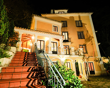 Lawrence´s Hotel 5* - Noite na Mágica Vila de Sintra