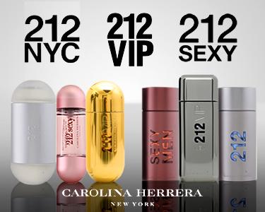 Perfumes Carolina Herrera® 212