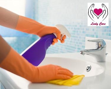 Limpeza Doméstica ou Escritório   Ganhe tempo para si ou p/seu Negócio