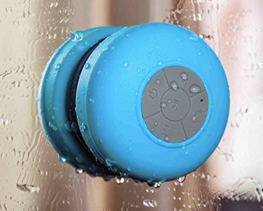 Coluna Bluetooth à Prova de Água | Escolha a Cor