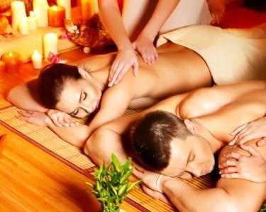 Halo Candle Massage para Dois 1h