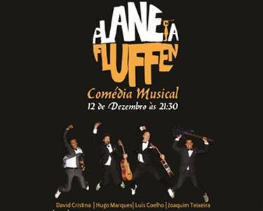 Uma Comédia Musical no Palco do Teatro Villaret - Planeta Fluffen
