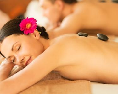 Hot Stones Massage a Dois 45min | Um Presente Especial