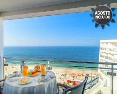 Sesimbra Hotel & SPA 4* | 3 Noites de Verão c/ Vista Mar & SPA