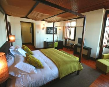 Hotel Lusitano 4* | Noite com Jantar e Spa no Ribatejo