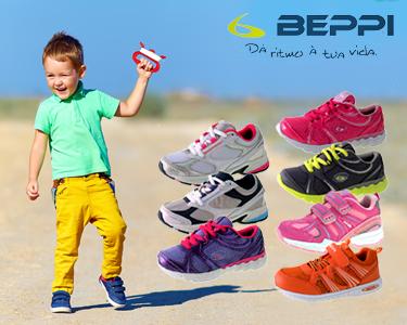 Calçado Desportivo Beppi® - Criança | Stock Off