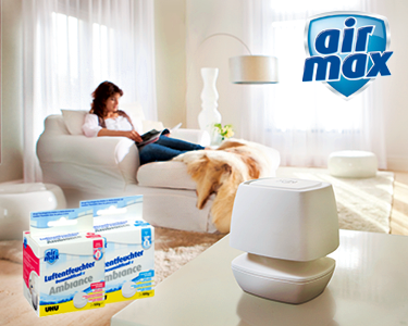 Desumidificador Air Max® Ambiance + Recargas | UHU®