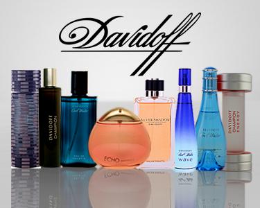 Davidoff® Fragrâncias   Para Ele e Para Ela
