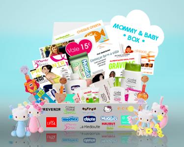 Mommy&Baby Box - O melhor presente de natal para mamã e bebé