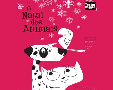 «O Natal dos Animais» chega ao Palco do Teatro Bocage