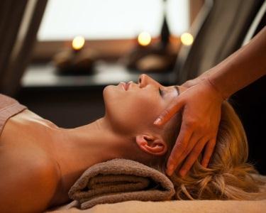 Double Pleasure - Massagem Pedras Quentes & Champi – 45 Min.