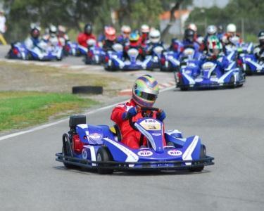 Kart Experience de 15 min | Kartódromo Internacional de Palmela