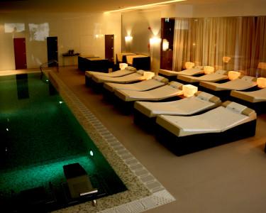 Circuito de Hidroterapia de Luxo - Well Domus Spa   Porto
