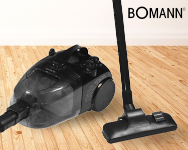 Aspirador sem saco 1600W | Bomann® BS 975