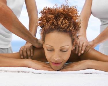 Relaxamento a Dobrar - Massagem a 4 Mãos