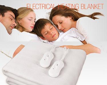 Manta Eléctrica 150x80 ou 160x140cm | Antecipe-se ao Frio