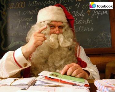 Carta do Pai Natal Personalizada | Um Natal Cheio de Magia