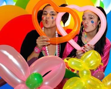 Workshop de Modelagem de Balões. Arte para Divertir as Crianças e não Só!