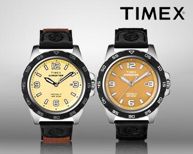 Relógio Timex® Expedition | Aventura todo o terreno