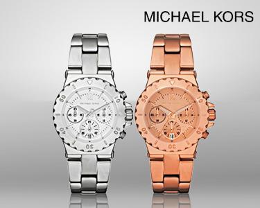 Relógio Michael Kors® | Dourado ou Prateado