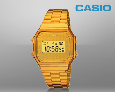 Relógio Casio | Exclusive Collection