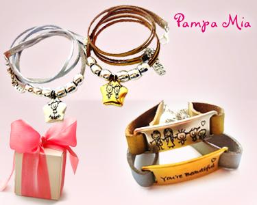 Pulseiras Personalizadas | Pampa Mia