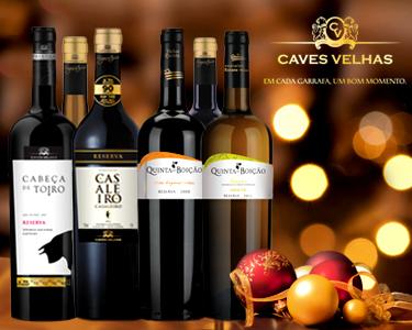 Wine Box    6 Garrafas de Vinho Premiado Indicado ao seu Paladar