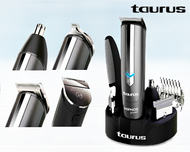 Aparador para Cabelo e Barba Hipnos Power | Taurus®