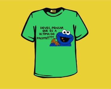 Prenda ideal para o Natal! Seja Original e Estampe a sua T-shirt numa das 4 lojas | Q´t-shirt