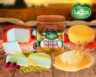Cabaz Premium 5 Queijos da S. da Estrela | Queijos Lagos®