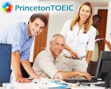 Princeton Curso de Prepara??ão para o Exame Internacional TOEIC
