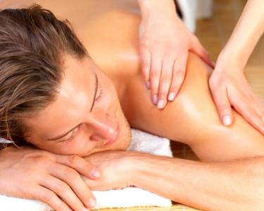 Presente Zen Premium para Ele | Massagem à Escolha
