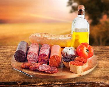 4 Enchidos Ibéricos Artesanais | Premium Gourmet