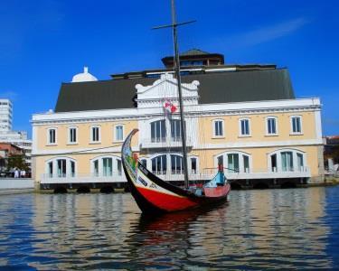 Apaixone-se pelos recantos da Veneza Portuguesa | Passeio em Embarcação Típica  c/ oferta chá