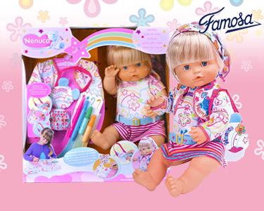 Nenuco Fashion Colors | Famosa®