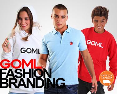 Goml Fashion Branding | Escolha o Seu Vale de Desconto