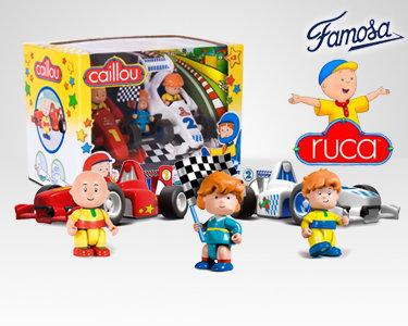 Brinquedo Ruca F1 Racing | Uma aventura na Fórmula 1